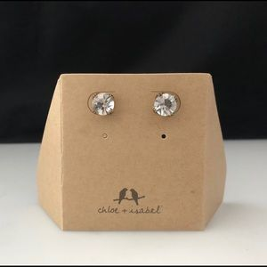 Chloe + Isabel Antique Birthstone Earrings - April